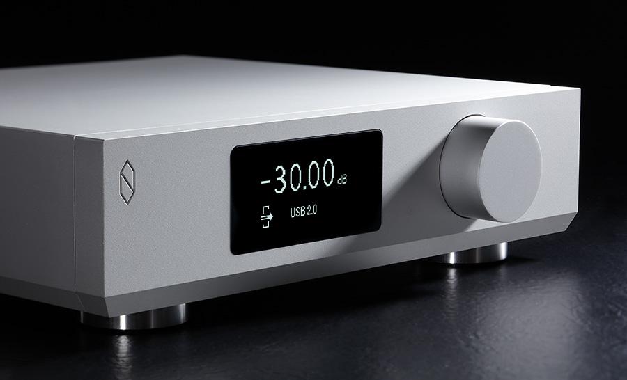 COS D2 digital d/a konverter med volumkontroll og 24/192kHz og DSD 64/128