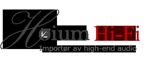 Høium Hi-Fi er forhandler av hifi og audio utstyr