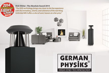 German Physiks Unlimited Mk2 på lager